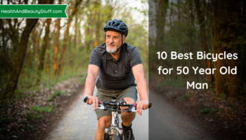 10 Best Bicycles for 50 Year Old Man - in-depth Review You Shouldn't Miss
