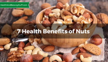 7 Health Benefits of Nuts