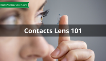 Contacts Lens 101