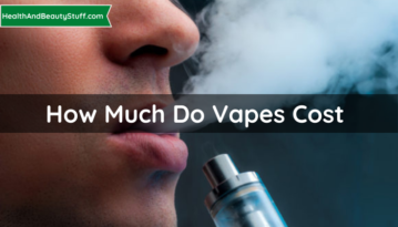 How Much Do Vapes Cost