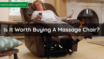Is it Worth Buying a Massage Chair