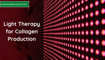 Light Therapy for Collagen Production