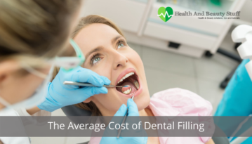 The Average Cost of Dental Filling