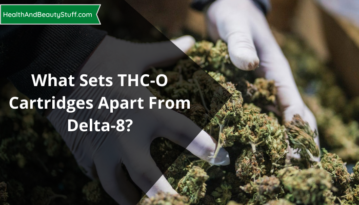 What Sets THC-O Cartridges Apart From Delta-8?