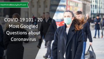 COVID-19 101 - 20 Most Googled Questions about Coronavirus