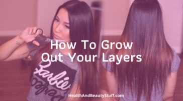 how to grow out your layers