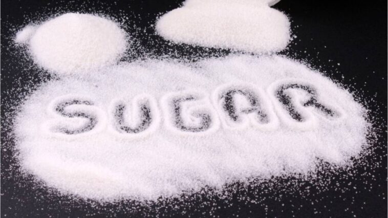 how to flush sugar out of body