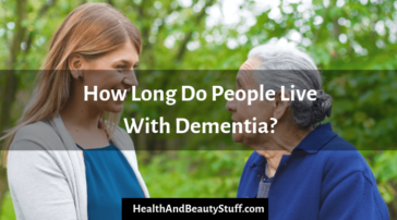 how long do people live with dementia
